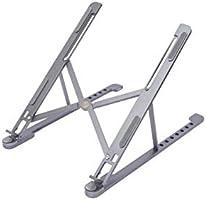 Taşınabilir 8 Kademeli Metal Laptop/Macbook/Tablet Standı