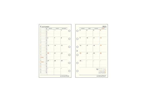 レイメイ藤井キーワードシステム手帳2021年ポケットサイズマンスリーブラック21WP85B2020年12月始まり