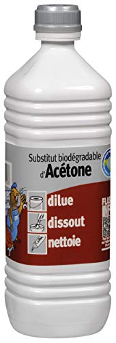 Super Mieuxa Substitut Bio Degradable dAcetone