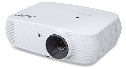 Acer H5382BD 720P 3D DLP Home Theater Projector - White