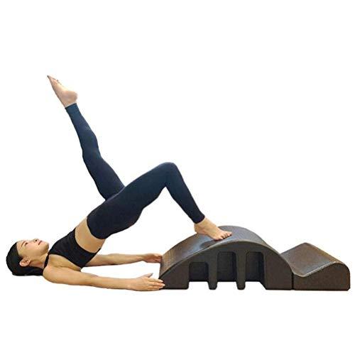 Yoga Pilates cama de masaje, yoga Pilates cuña Tronco de la categoría alimenticia del medio ambiente material amistoso, espinal puede hacer abdominales, Espinal equilibrado equipo de yoga Alivio del d