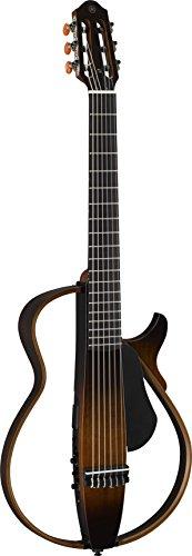 Yamaha SLG200N Electric guitar 6strings Black, Brown - Guitars (6 strings, 87 mm, 97 cm)