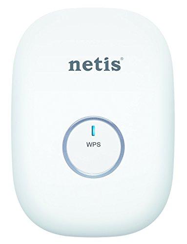 Netis System E1+ Network repeater Blanco - Repetidor de red