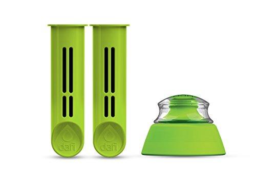 Dafi Sport grün Set 2Filter + Cup Geschenk für Flasche Filterschlauch