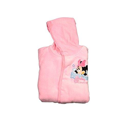 Peignoir bébé coton éponge bébé minnie disney baby-m 12