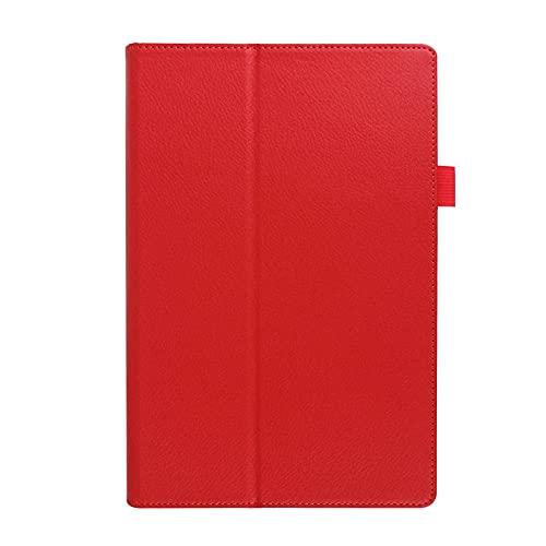 Funda delgada plegable para Sony Xperia Z4 Tablet Ultra de 10,1', color rojo