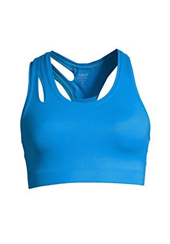 Casall Damen Sport-BH Move Around Für High-Impact-Training Und Umweltbewusst Fierce Blau Xs