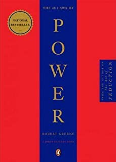 The 48 Laws Of Power By Robert Green , Paperback