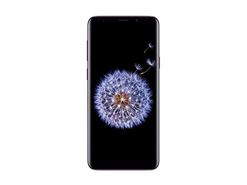 Samsung Galaxy S9 - Verizon Wireless - Smartphone (Lilac Purple) (Renewed)