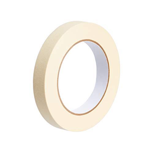 Amazon Basics Masking Tape - 0.7 Inch x 180 Feet -...