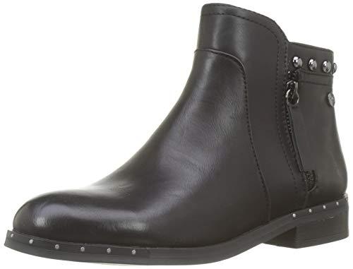 XTI Damen 49378 Kurzschaft Stiefel, Schwarz Negro, 39 EU