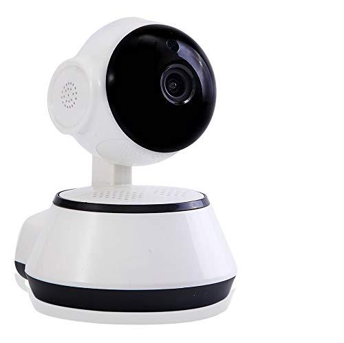 MASOMRUN 1080P Babyphone mit Kamera, Baby Monitor 2.4G WLAN Kamera Überwachungskamera Bewegungserkennung mit Nachtsicht 2-Wege Audio Verfügbar Monitor Baby/Ältere/Haustiere kompatibel mit IOS/Android