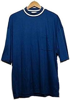 STUDIOUS ビッグシルエット リブネック Tシャツ