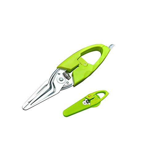 Sale!! Kitchen Shears,Multipurpose Scissors For |Chicken|Poultry|Fish|Meat|Pizza|Vegetables|Herbs|...