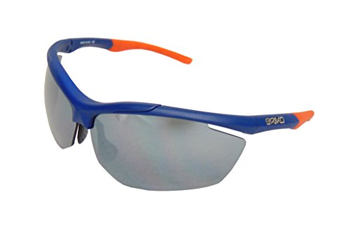Briko Herren Trident 2 Lenses Brille, 963 Blue orange-NS3P1, One Size