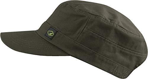 CHILLOUTS Mütze EL Paso Hat hochwertige Hüte Mützen und Caps für Herren Damen und Kinder in 2 Farben, Farbe:Olive (EP 03)