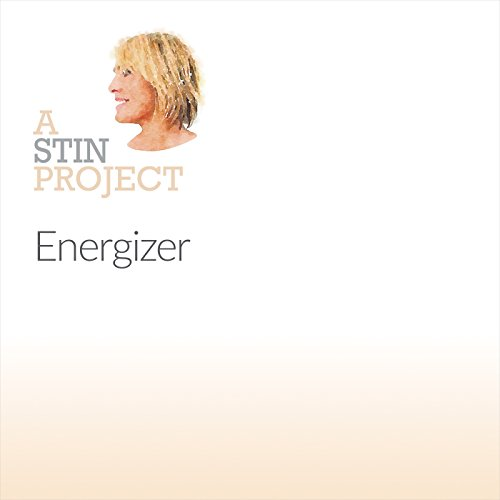 Energizer audiobook cover art