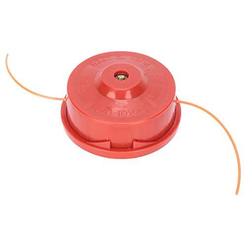 Cabezal de corte universal, herramienta eléctrica de jardín, línea de alimentación protuberancias...