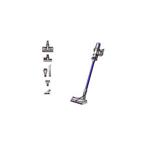 Dyson V11 Torque Drive Extra Akku-Stielsauger mit Radial Root Cyclone Technologie und 60 Minuten Akkulaufzeit, beutellos - 2-in-1-Gerät - Violett / Nickel