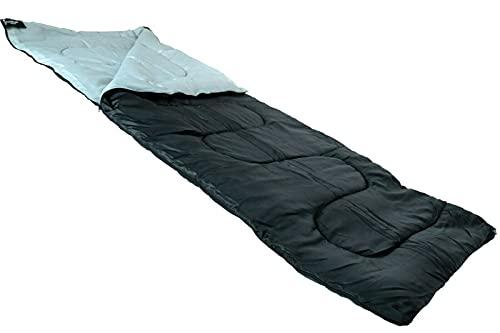 Posten Anker Adventure Outside Schlafsack 80x200 blau schwarz Schlaf Sack für Camping Zelten