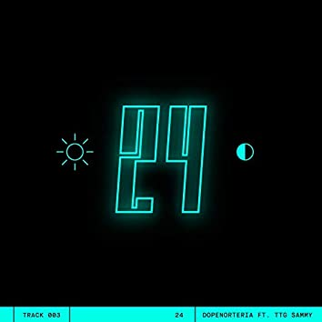24 (feat. TTG Sammy)