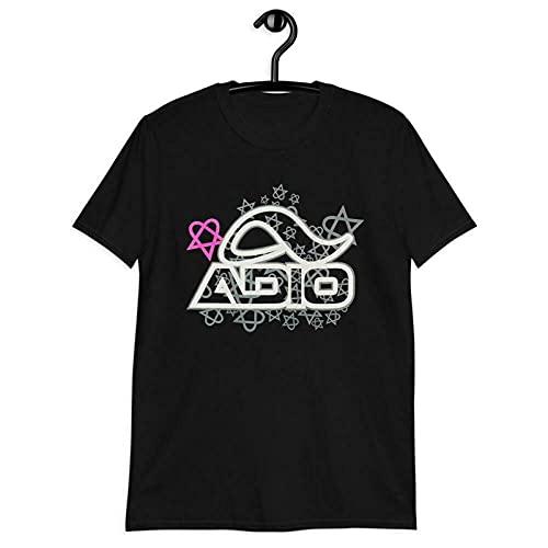 Vintage Adio Bam Margera Skateboard T Shirt Jackass 00s Heartagram Size S-3XL Black XXL