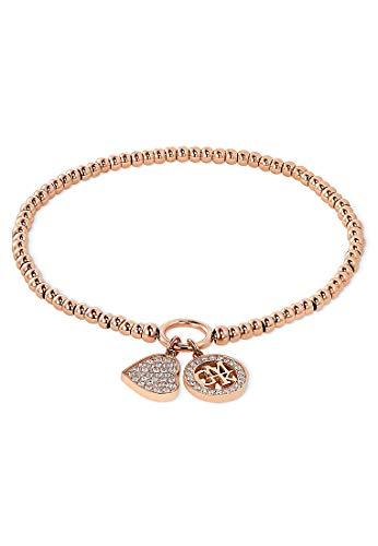 Guido Maria Kretschmer by CHRIST GMK Collection Damen-Armband Edelstahl One Size Rosé 32010157