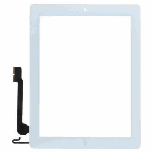 Digitizer & Home Button Assembly for Apple iPad 4 White