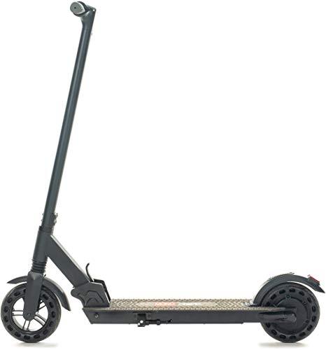 i-Bike Mono Jet, Monopattino Elettrico Ripiegabile Unisex Adulto, Nero, Unica