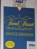 Trivial Pursuit Genus Edition MasterSystem
