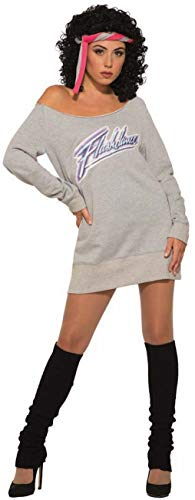 Forum Novelties Officially Licensed Flashdance – 80's Flashdance Costume and Sweatshirt