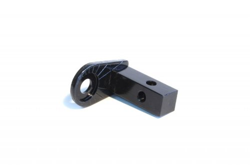 Croozer Unisex– Erwachsene Achskupplung-3092019507 Achskupplung, schwarz, One Size