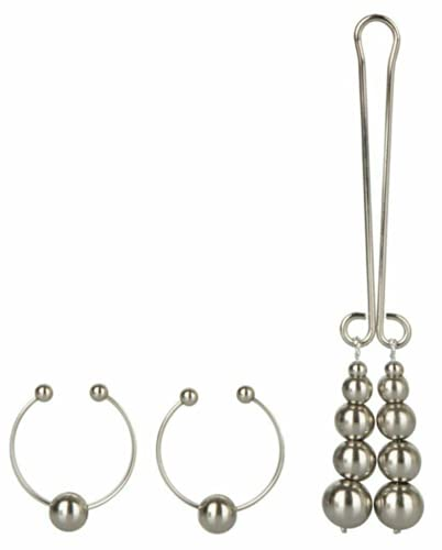 DayDeals Non-Piercing Nipple Ring Sweet Spots Kitty Clip Body Jewelry YourSelection24003
