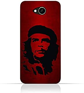 HTC Desire 10 Compact TPU Silicone Case with Che Guevara Silhouette Pattern