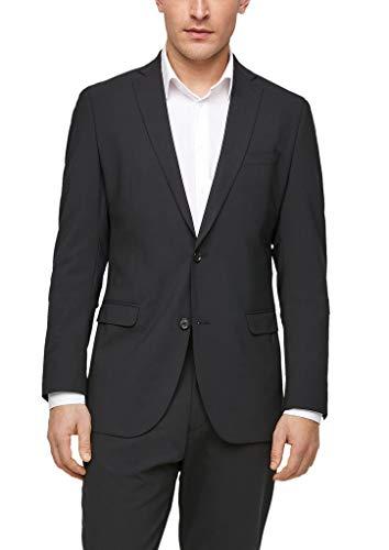 s.Oliver BLACK LABEL Herren 160.11.899.15.153.2053723 Business-Anzug Jacke, 50