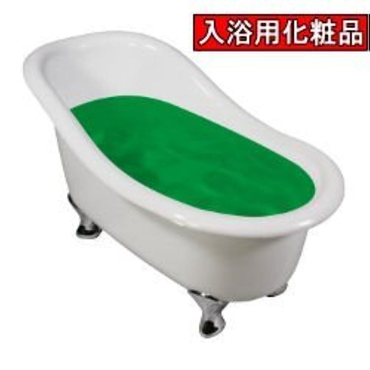 アセンブリゼロ楽しませる業務用入浴剤イヴタス 緑茶 17kg 業務用サイズ