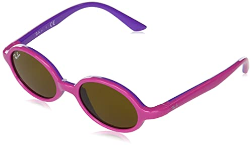 Ray-Ban 0RJ9145S-7083/3-44, Gafas Hombre, Fucsia On Rubber Violet