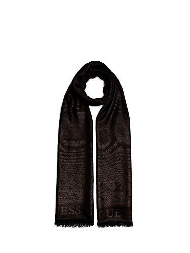Guess dames sjaal AW8328VIS03 bruin GENERICA