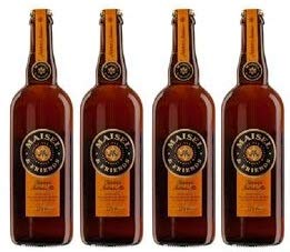 4 Flaschen Maisel´s & Friends Stefan´s Indian Ale a 0,75 L 7,3% vol. ink. MEHRWEG Pfand