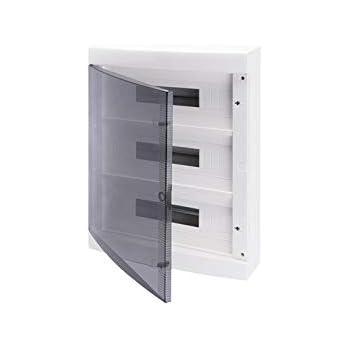 Gewiss GW40051 caja eléctrica - Caja para cuadro eléctrico (550 mm, 130 mm, 400 mm): Amazon.es: Bricolaje y herramientas
