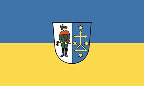 Unbekannt magFlags Tisch-Fahne/Tisch-Flagge: Ketsch 15x25cm inkl. Tisch-Ständer