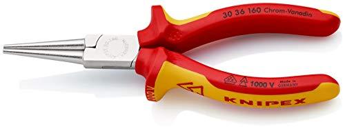 KNIPEX Alicate de boca larga aislado 1000V (160 mm) 30 36 160