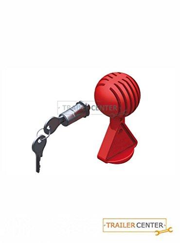 AL-KO- Schließzylinder mit Safety-Ball für Kugelkupplung OPTIMA AK 161 / AK 270