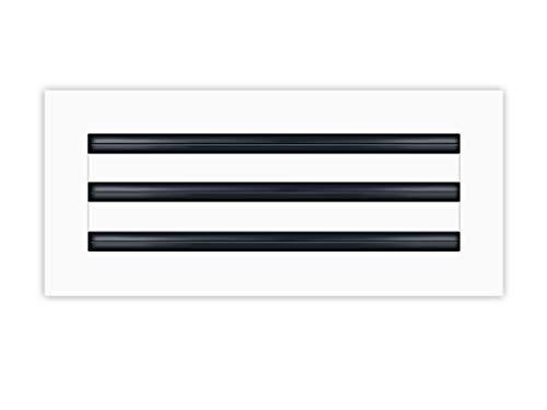 16x6 Standard Linear Slot Diffuser - AC Vent Cover - HVAC Register