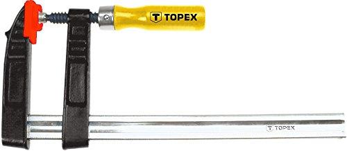 Topex 12A128 Tischler-Spannzwinge 120 x 800 mm