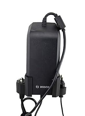 F3D Ladegeräthalterung Wandhalterung kompatibel mit Bosch ebike Ladegerät 2A 4A 6A (4A)