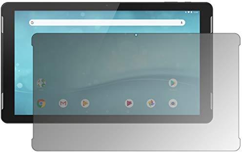 dipos I Blickschutzfolie matt kompatibel mit TrekStor SurfTab Theatre 13.3 Sichtschutz-Folie Bildschirm-Schutzfolie Privacy-Filter