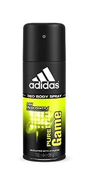 adidas body spray
