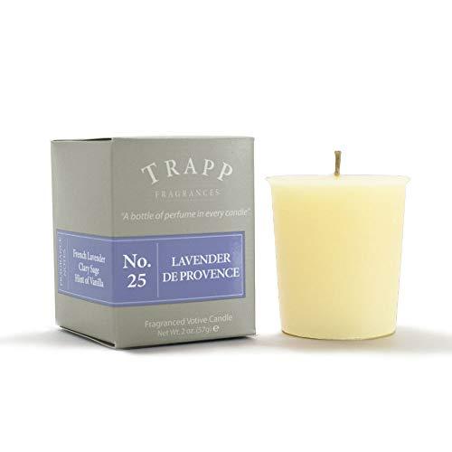 Trapp Signature Home Collection No. 25 Lavender de Provence 2 Ounce Votive - 2 Pack