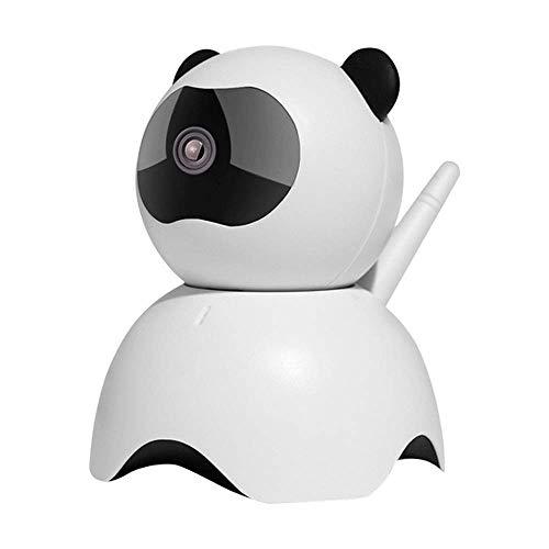 DICSVL Nuevo Panda cámara inalámbrica de 355 Grados de rotación Home Monitoring...